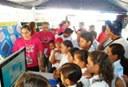 Juventud Sandinista Julio Buitrago Urroz del MHCP participa en Festival Nacional de la Juventud