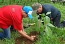 Ministerio de Hacienda en Segunda Jornada de Limpieza y Reforestaciòn