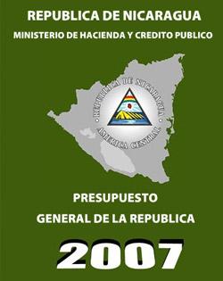 Presupuesto 2007