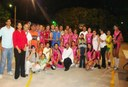 Ministerio de Hacienda logra primer lugar en la tarde deportiva