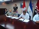 Cooperación Suiza confía en la buena gestión del Comandante Ortega y entrega fondos para el Marco Presupuestario de Mediano Plazo (MPMP)