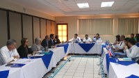 COSEFIN desarrolla reuniones técnicas en Nicaragua con temas que benefician a la región.