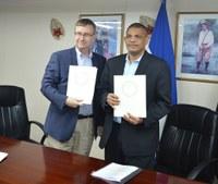 Gobierno de Nicaragua y BID firman acuerdos de préstamos para fortalecer los sectores Salud y agua potable y saneamiento.