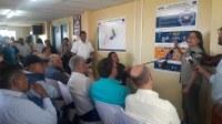 Unión Europea y BID visitaron puesto de frontera San Pancho en Rio San Juan.