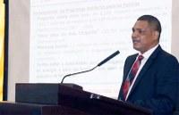 Ministro Iván Acosta expuso sobre el incremento en la inversión  Social